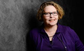 Silke Wolter betreibt seit 2003 das Designbüro FeinDesign in Bad Soden